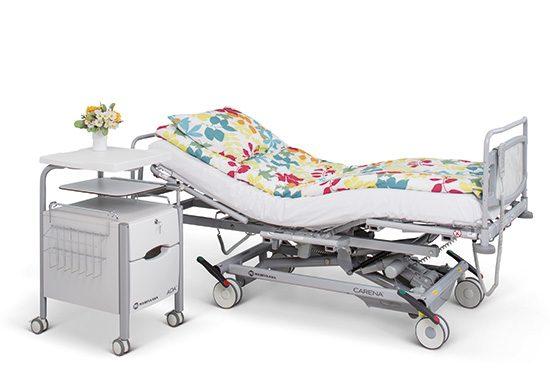 WASHABLE HOSPITAL BED CARENA